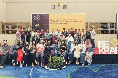 Kota Singkawang Siap Membentuk Komisi Film Daerah