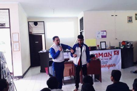 SMKN 01 Mempawah Hilir Ikuti Kampanye #Cari_aman Astra Motor