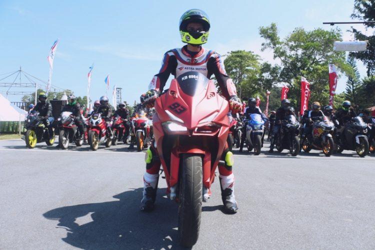 Komunitas Sport Kalbar SUKSESKAN Honda CBR TRACKDAY 2019