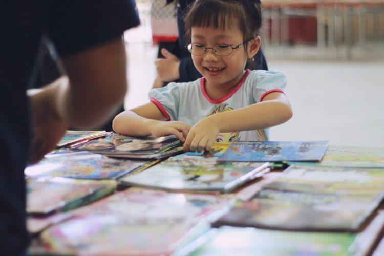 singkawang book fair membaca untuk bahagia