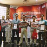 Astra Motor Pontianak Gelar Kompetisi Siswa Dan Guru SMK Binaan Astra Honda yg ke-10