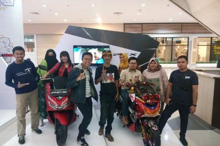 Honda Premium Matic Day Roadshow di Singkawang